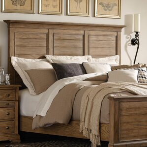 Belleview Panel Headboard by Bay Isle Home