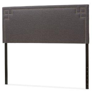 Aileu Upholstered Panel Headboard by Latitude Run
