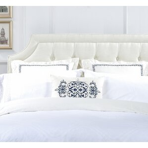 DianeTufted Upholstered Panel Headboard by House of Hampton