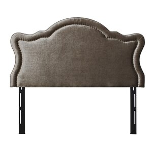 Legacy Upholstered Panel Headboard by Jennifer Taylor Reviews