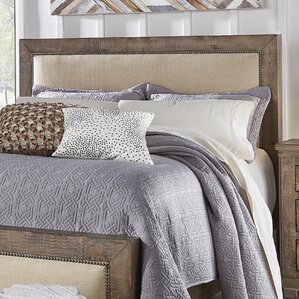 Yacine Upholstered Headboard by Laurel Foundry Modern Farmhouse