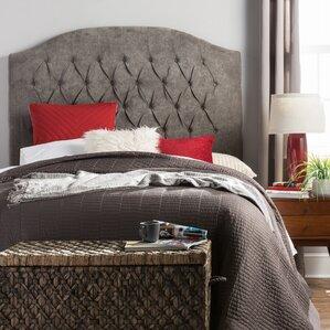 Myrtille Hanover Upholstered Panel Headboard by Lark Manor