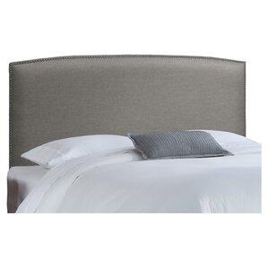 Regil Upholstered Panel Headboard by Brayden Studio®