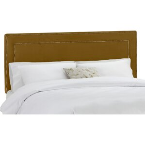 Geraldine Upholstered Panel Headboard by Laurel Foundry Modern Farmhouse