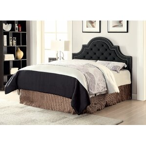 Catania King Upholstered Panel Headboard by Darby Home Co®