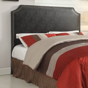 Oscar Uphostered Panel Headboard by Darby Home Co®