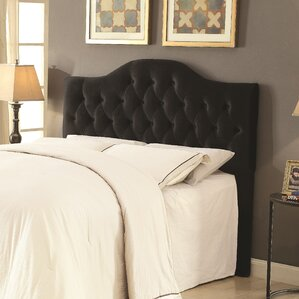 Raleigh Upholstered Panel Headboard by House of Hampton
