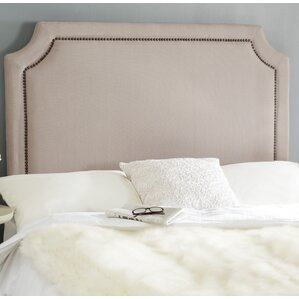 Laurie Upholstered Panel Headboard by Alcott Hill®