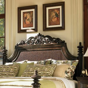Royal Kahala Upholstered Panel Headboard by Tommy Bahama Home