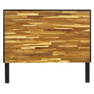 Gallery Panel Headboard by Padmas Plantation