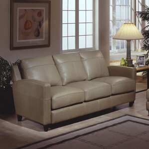 Skyline Leather Sofa By Omnia Leather Top Reviews