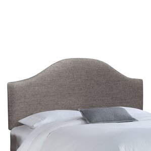 Groupie Upholstered Panel Headboard by Skyline Furniture