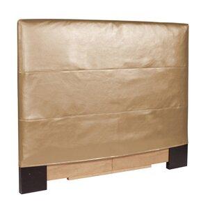 Shimmer Upholstered Panel Headboard by Howard Elliott