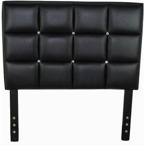 Modern Twin Upholstered Panel Headboard by NOYA USA