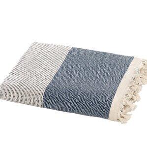 Patricia Turkish Cotton Throw Blanket