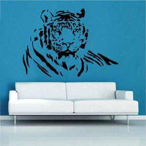 Wild Tiger Wall Sticker