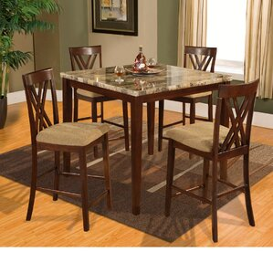 counter height dining sets you'll love | wayfair