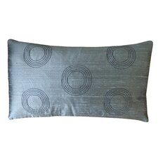 Center Silk Lumbar Pillow