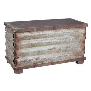 Corrugated Coffee Table Trunks