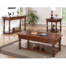 Neptune 3 Piece Coffee Table Set by A&J Homes Studio