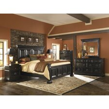 Barnys 7 Drawer Dresser with Mirror by Darby Home Co