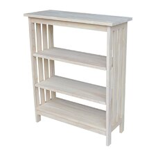 Imogene 36 Standard Bookcase by August Grove