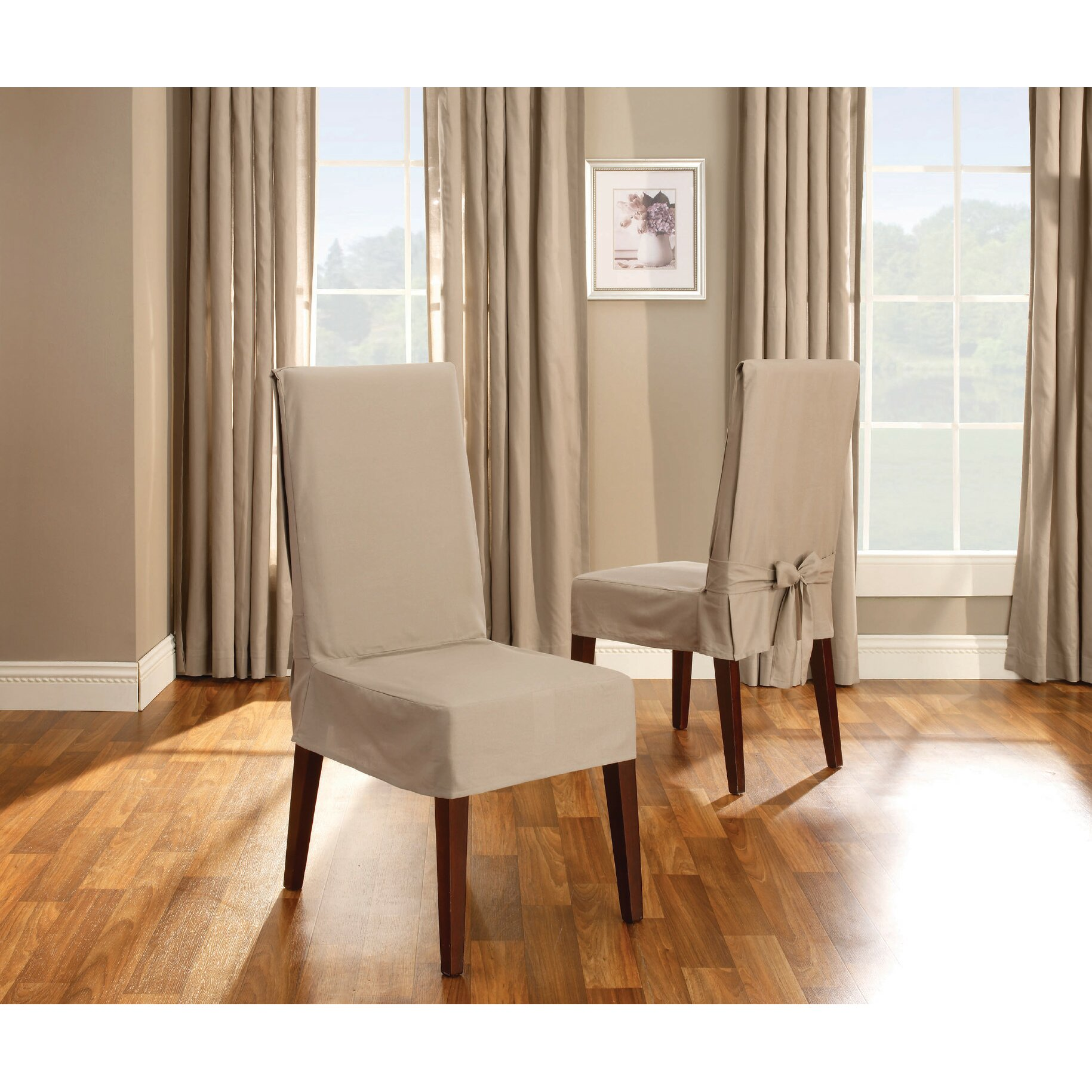 Wayfair Dining Chairs Empire Solid Wood Dining Chair Medium Size