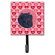 Chow Chow Leash Holder and Wall Hook by Caroline's Treasures