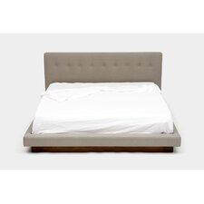 Upholstered Platform Bed by ARTLESS
