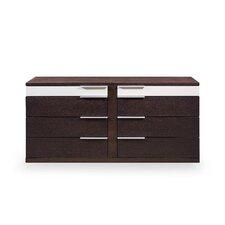 Summer 8 Drawer Dresser by Wade Logan