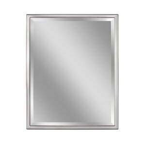 classic rectangle metal frame wall mounted mirror - Metal Picture Frame