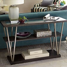 Jupiter Console Table by Hammary