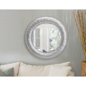 Marrakesh Round Metal Wall Mirror