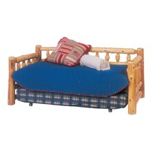 Traditional Cedar Log Daybed by Fireside Lodge