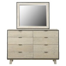 Sidney 8 Drawer Dresser by Brayden Studio