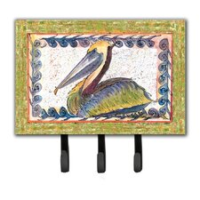 Pelican Key Holder by Caroline's Treasures