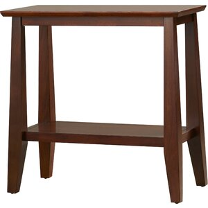 Hazleton Chairside Table by Alcott Hill