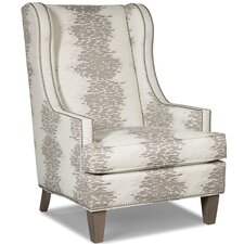 Narrow Wing back Chair by Fairfield Chair