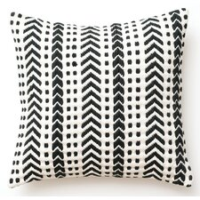 Arrow Cotton Throw Pillow