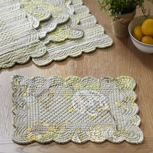 Weschester Reversible Placemat (Set of 6)