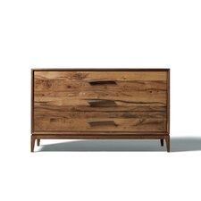 Matteo 3 Drawer Standard Dresser by YumanMod