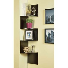 54 Accent Shelves Bookcase by InRoom Designs