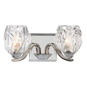 Bathroom Lights Wayfair crystal bathroom lights | wayfair