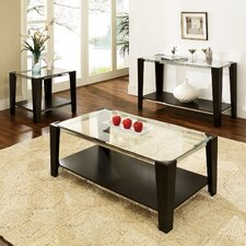 Hermosa Coffee Table Set by Brady Furniture Industries