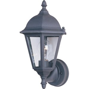 Attractive Listermann 1 Light Outdoor Sconce