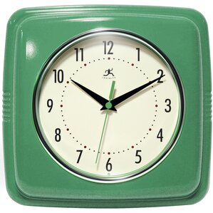 gavin square wall clock