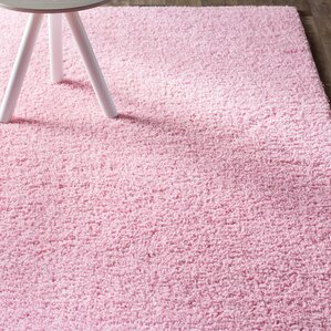 Sparrow James Midnight Light Pink Area Rug