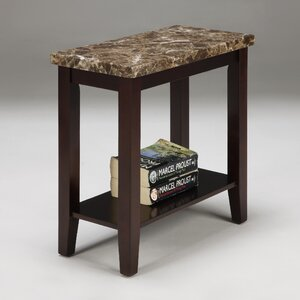 Boutwell Chairside Table by Andover Mills