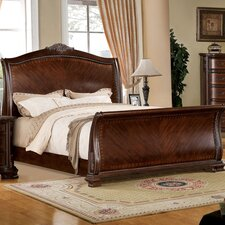 Callensburg Sleigh Bed by Darby Home Co
