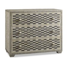 Tangier 3 Drawer Chest by Brownstone Furniture